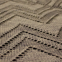 Cormier Grille Shawl Pattern Giveaway