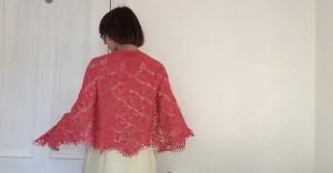 Mimi's shawl