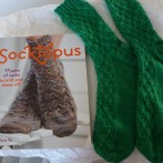 My current favorite sock book
