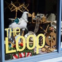 My yarn at the Loop in Halifax, NS
