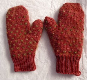 thrummed mitts