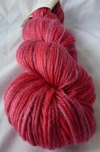 merino-silk dk - berry twist