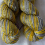 Merino/Silk Fingering – Grellow