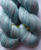 Silk/Linen Select Lace – Ocean Mist