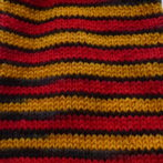 Self-Striping Sock – Trekkie Knitter : Dyed to Order