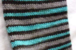 Self-Striping Sock – Day to Night : Dyed to Order