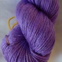 Merino/Silk Fingering – Shades of Purple